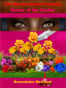 Secretes of the Garden - Official Book Cover