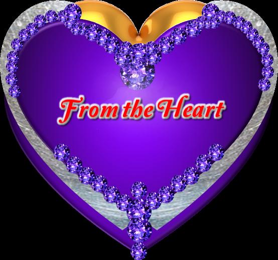 Purple Heart - The Acknowledgement - Version 4